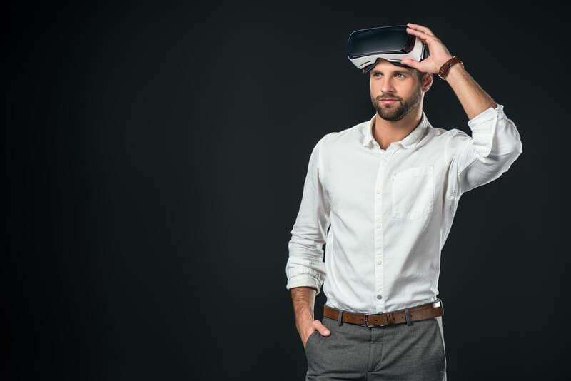 Nätcasino virtual reality