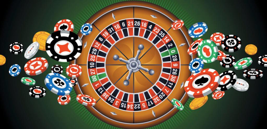 Roulette på nätet - Simpelt, spännande och med enorma vinster