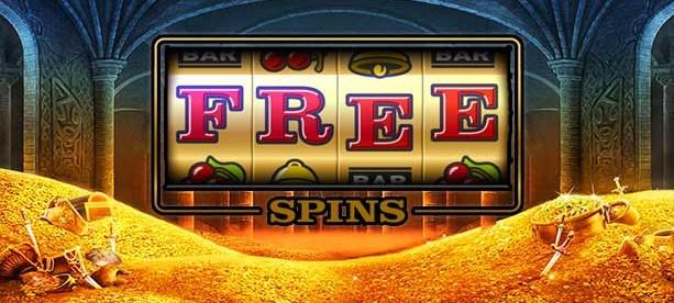 Gratissnurr - Free spins hos svenska internet casinon